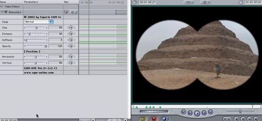 Virtix Effects for Final Cut Pro