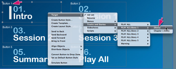 Tutorial: - How to Make a Play All Button in DVD Studio Pro 4