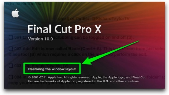 Final cut pro x 10. 1. 4 (free) download latest version in english.