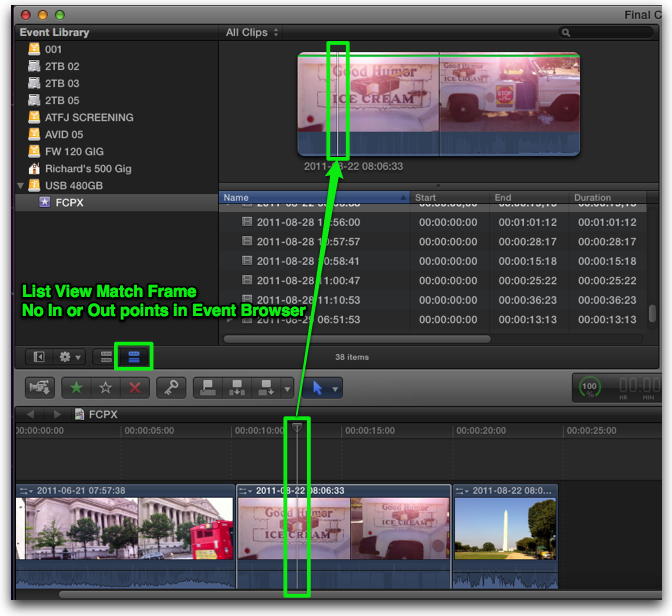 how to slow down a clip in final cut pro